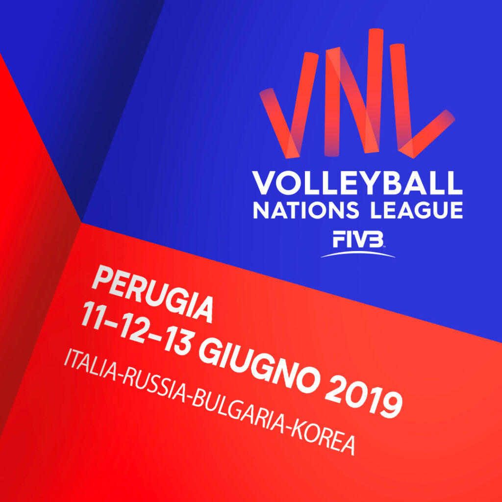 Calendario Vnl Maschile 2020.Fipav Umbria Volleyball Nations League Perugia 11 13 06 2019