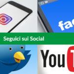 Segui le iniziative del Comitato Regionale sui social network
