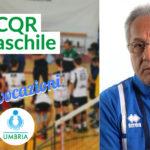 CQR Maschile: i nostri ragazzi in raduno dal Prof. Velasco