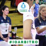 Arbitri – Ilaria Vagni e Beatrice Cruccolini alle finali di Coppa Italia di serie A femminile