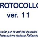 Il protocollo Fipav (v. 11) è stato prorogato fino al 5 marzo