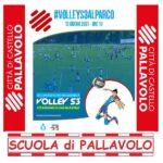 """Città di Castello Pallavolo organizza una tappa del """"Volley S3 al Parco"""""""