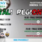 COGR Comunicato n. 43 – Finali Regionali U13M – COPPA ITALIA F Serie D e Divisione